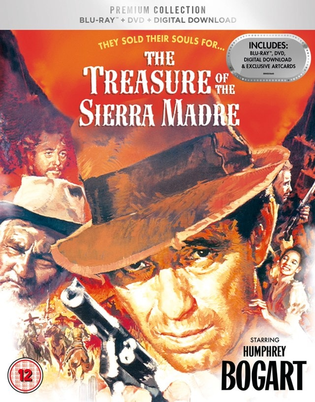 The Treasure of the Sierra Madre (hmv Exclusive) - The Premium... - 1