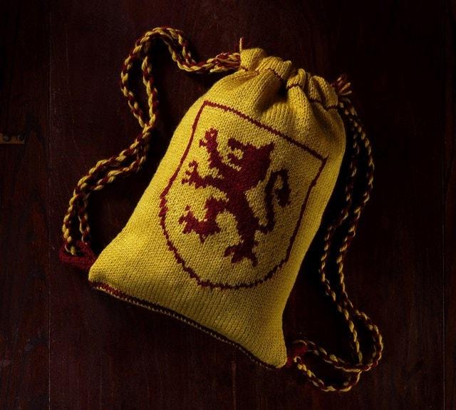 Gryffindor House Kit Bag: Harry Potter Knit Kit - 4