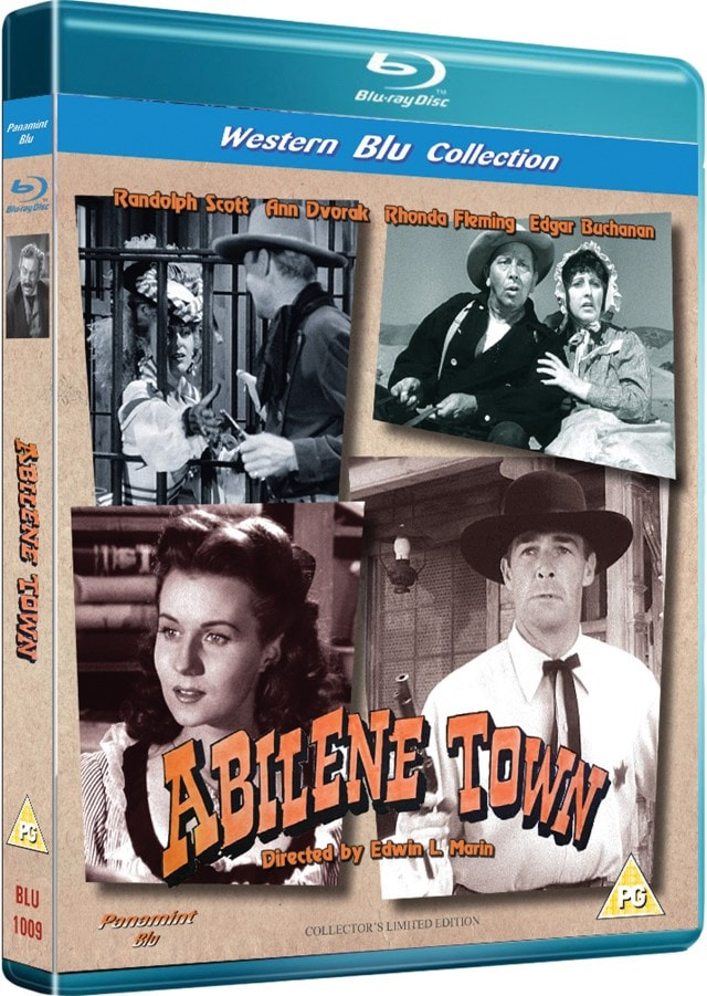 Abilene Town - 1