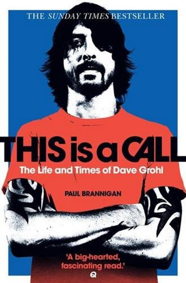 This Is A Call: The Life & Times of Dave Grohl - 1