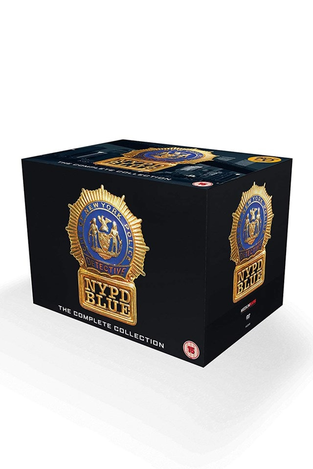 NYPD Blue: The Complete Series - 2