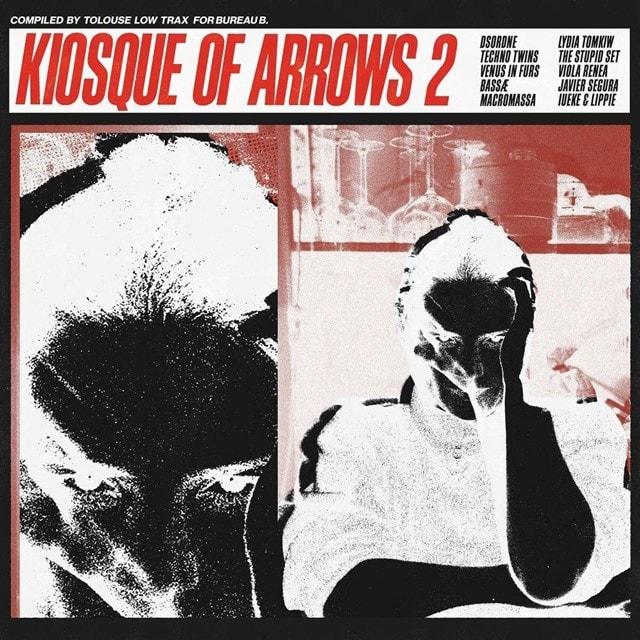 Kiosque of Arrows 2 - 1