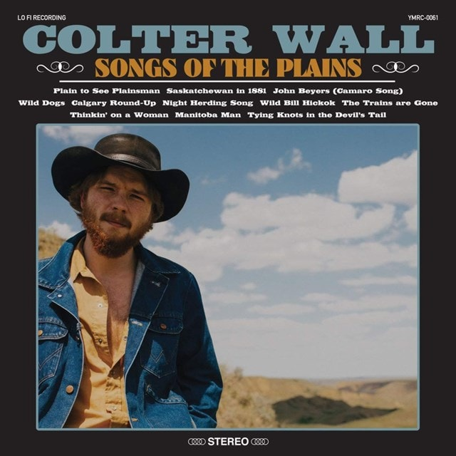 Songs of the Plains - 1