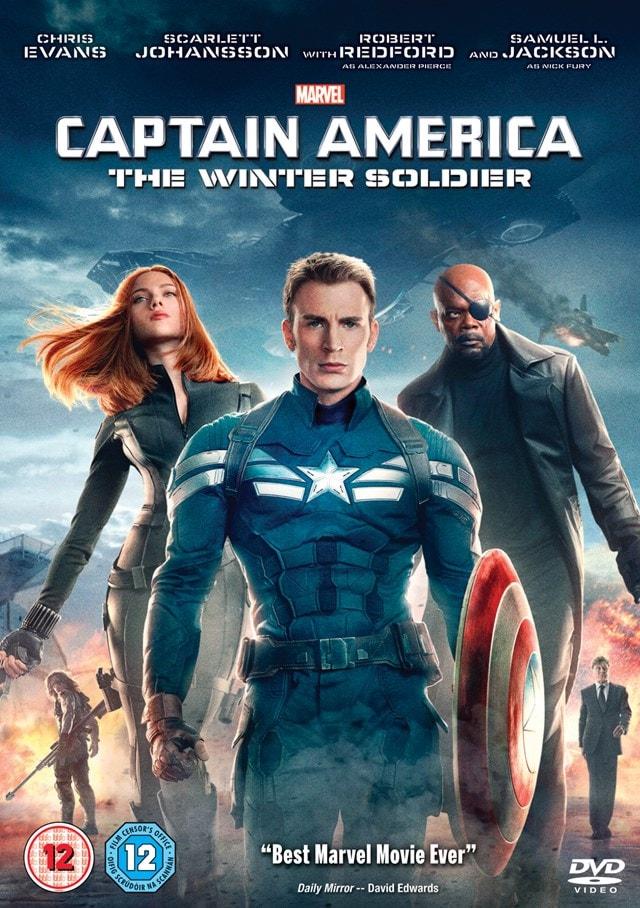 Captain America: The Winter Soldier - 3