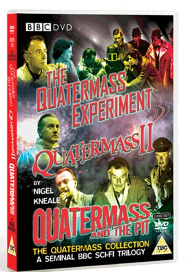 Quatermass: The Collection - 1
