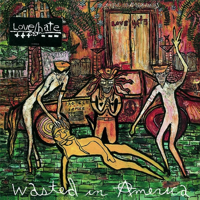Wasted in America - 1
