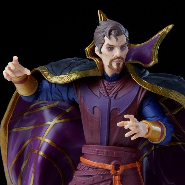 Doctor Strange Supreme: Hasbro Marvel Legends Series Action Figure - 4