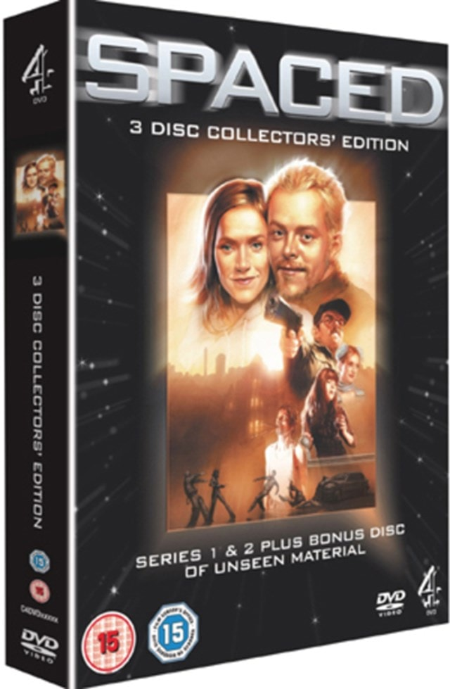 Spaced: The Complete First and Second Series (Box Set) - 1