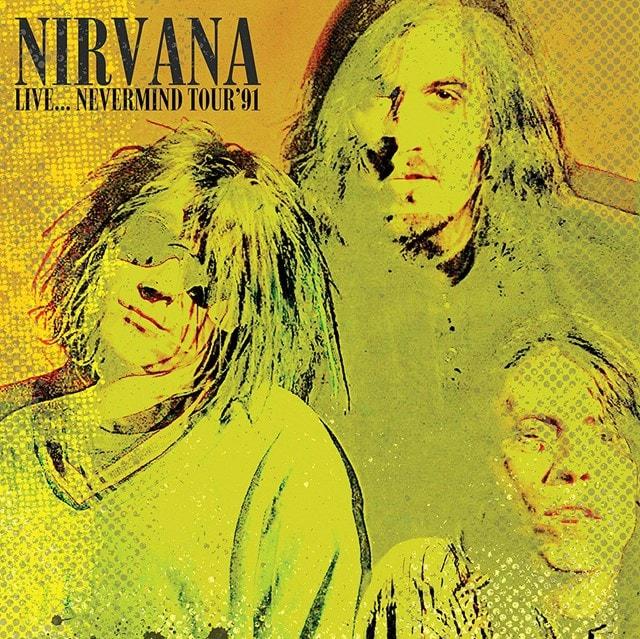 Live...Nevermind Tour '91 - 1