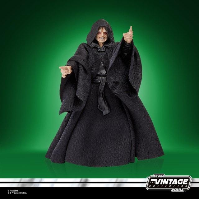 Emperor Return Of The Jedi: Star Wars Vintage Collection Action Figure - 8