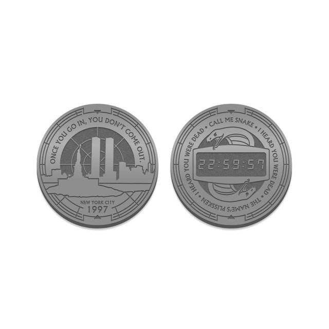 Escape From New York: Collector's Coin - 3