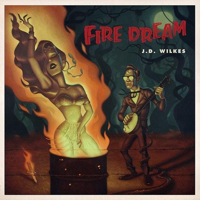 Fire Dream - 1
