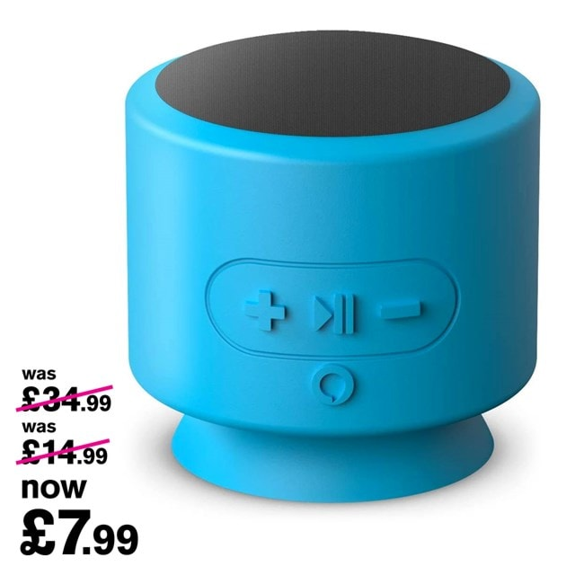 AddOn Apollo Alexa Blue Bluetooth Speaker - 5