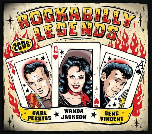 Rockabilly Legends - 1