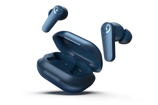 Fresh N Rebel Twins ANC Petrol Blue Active Noise Cancelling True Wireless Bluetooth Earphones - 1