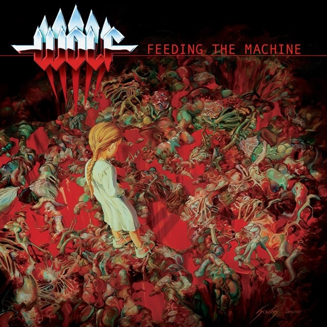 Feeding the Machine - 1