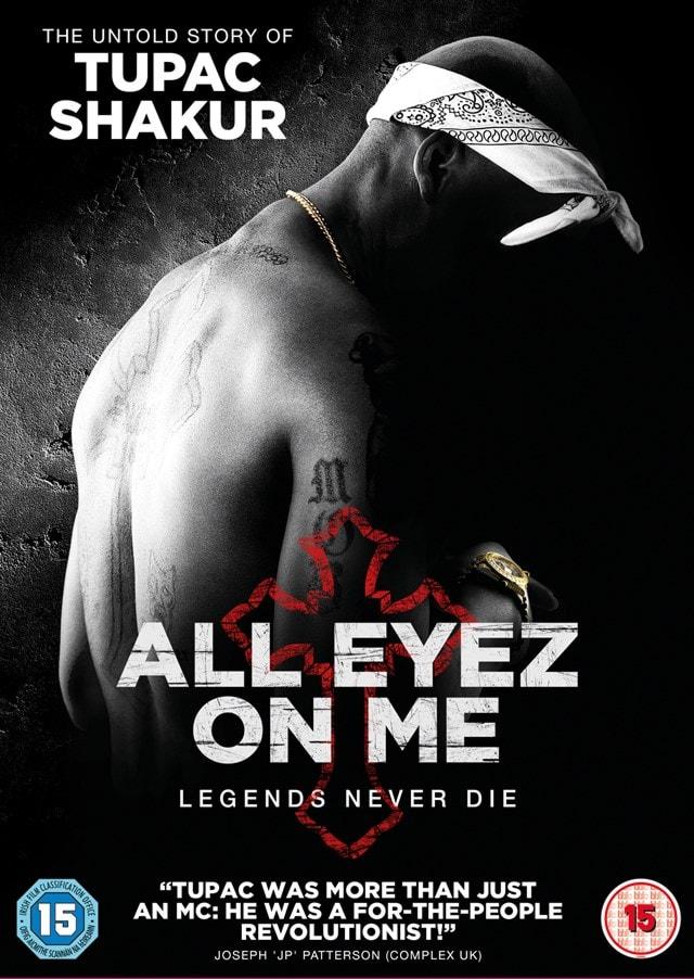 All Eyez On Me - 1