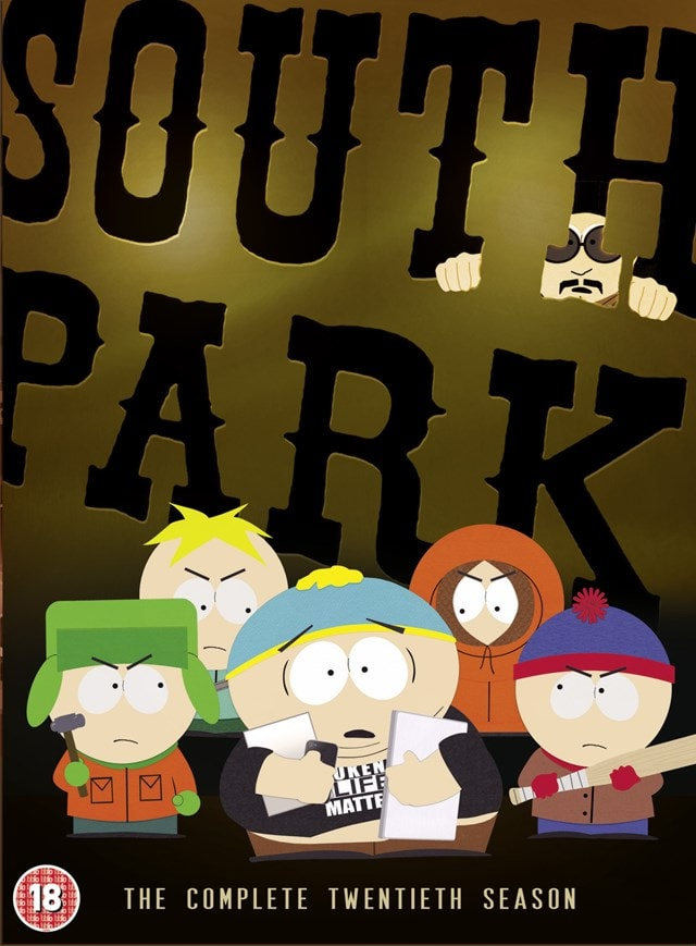 South Park: The Complete Twentieth Season - 1