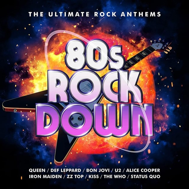 80s Rock Down - 1
