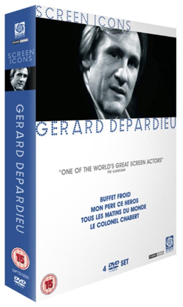 Screen Icons: Gerard Depardieu - 1