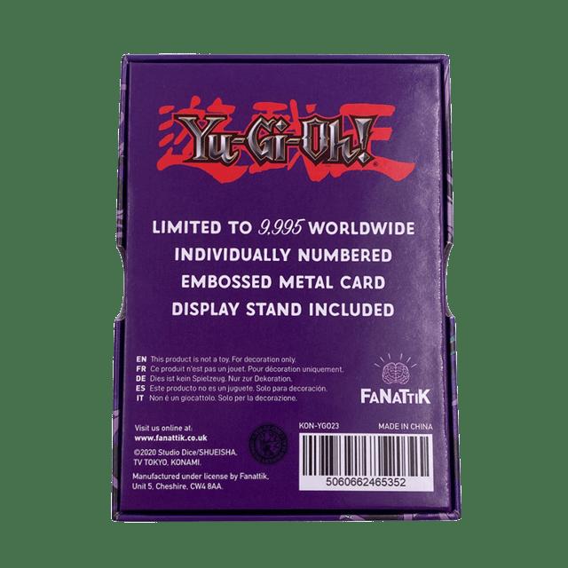 Dark Magician: Yu-Gi-Oh! Metal Collectible - 6