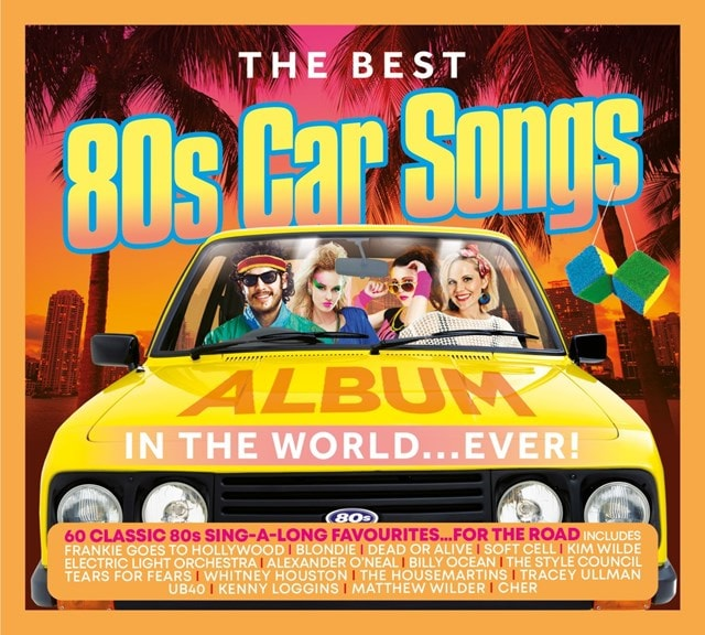 The Best 80s Car Songs in the World... Ever! - 1