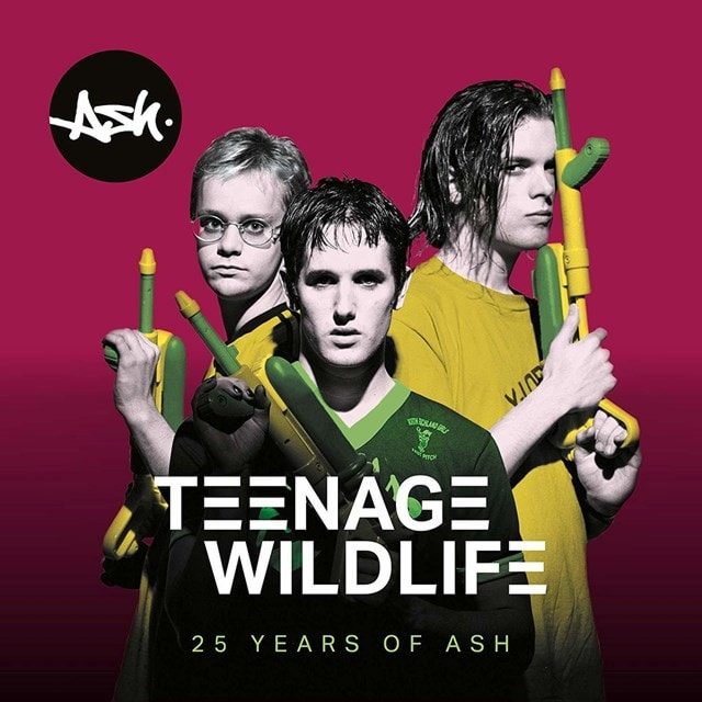 Teenage Wildlife - 25 Years of Ash - 1