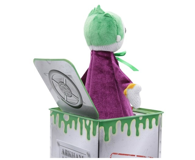 The Joker: Jack-In-The-Box Collectible - 4
