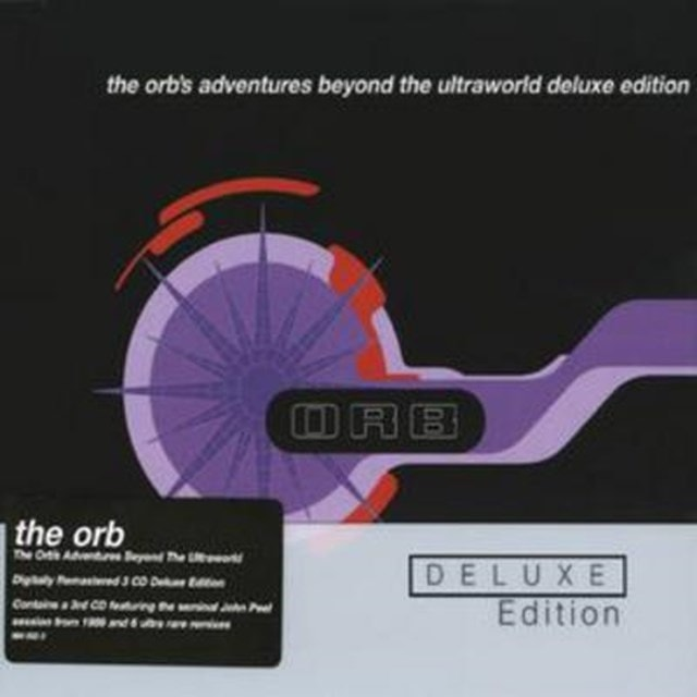 The Orb's Adventures Beyond the Ultraworld - 1