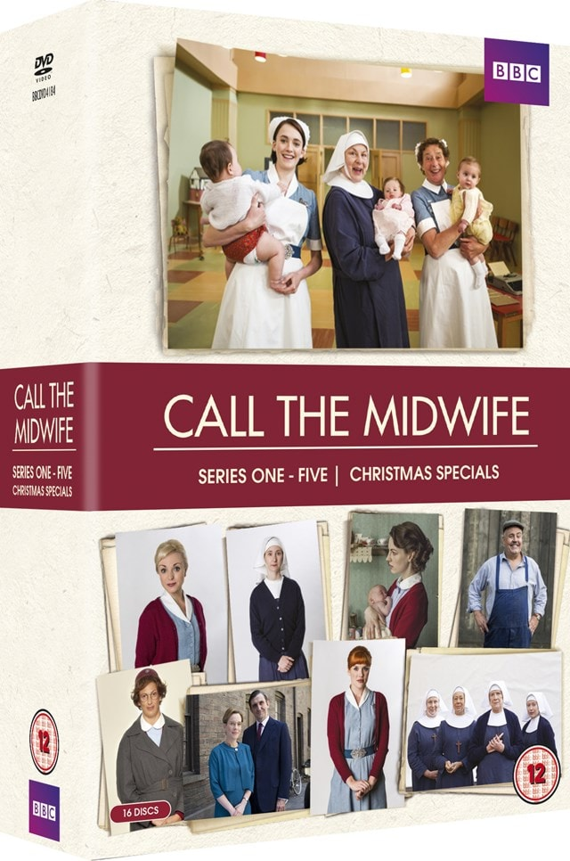 Call the Midwife: Series 1-5 - 2