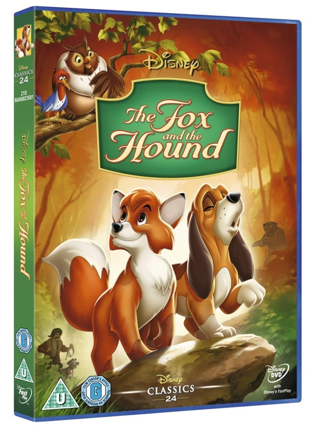 The Fox and the Hound - 4