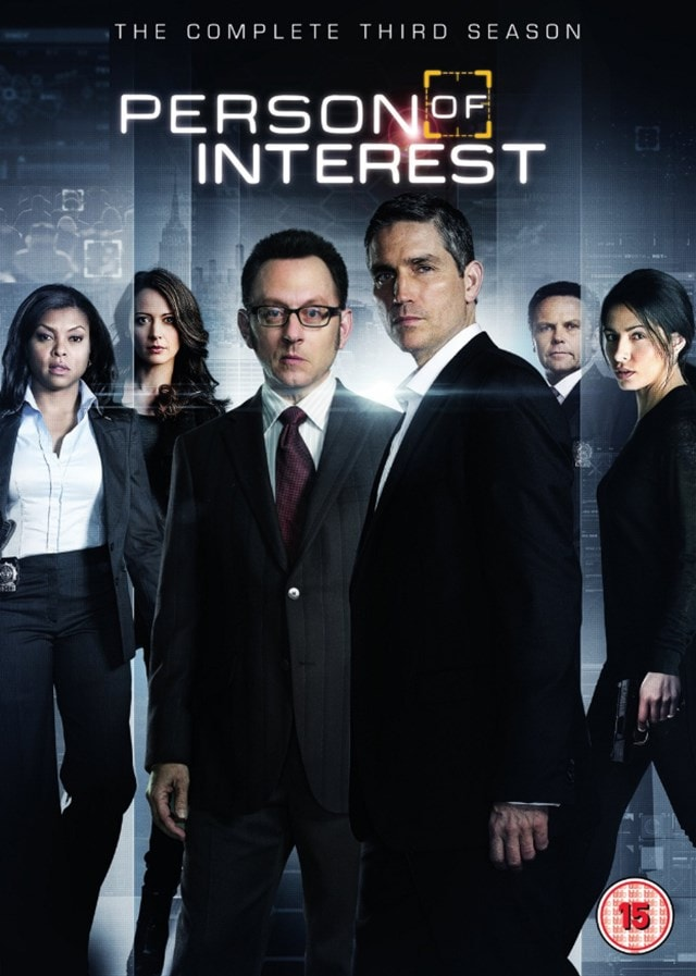 Person of Interest: The Complete Third Season - 1