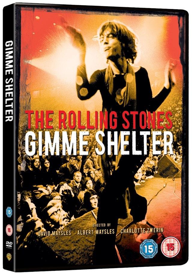 Gimme Shelter - 2