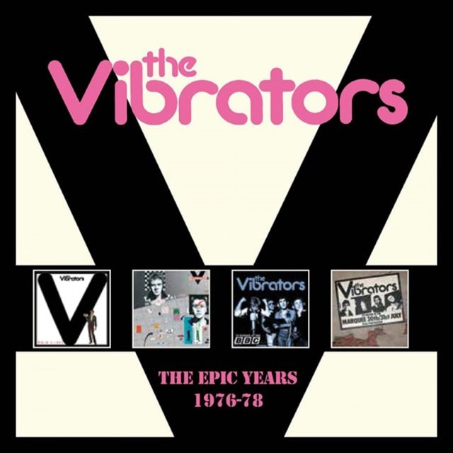 The Epic Years: 1976-1978 - 1