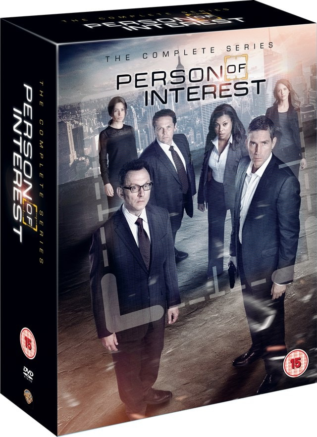Person of Interest: The Complete Series - 2