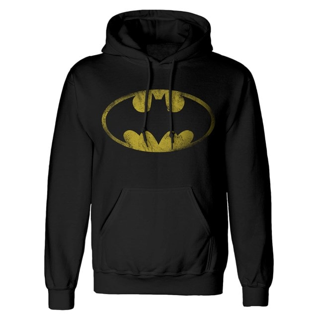Batman Distressed Jumbo Logo (Small) - 1