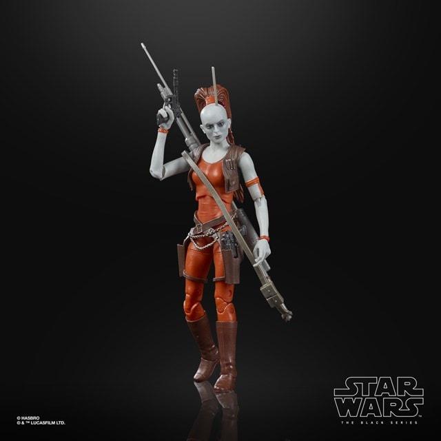 Aurra Sing: Clone Wars: Star Wars Black Series Action Figure - 5