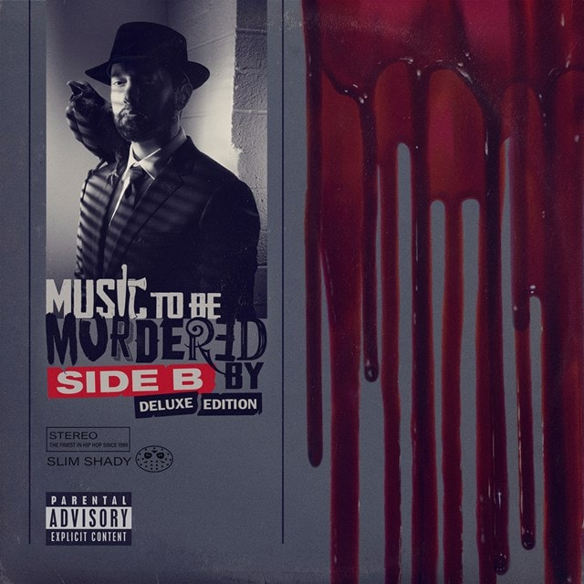Music to Be Murdered By: Side B - 1