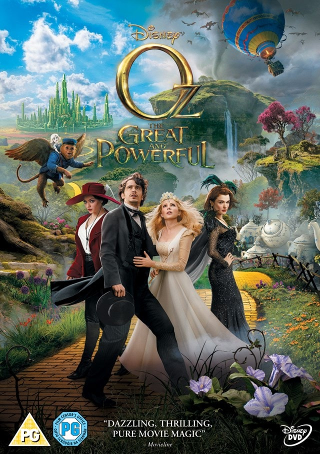 Oz - The Great and Powerful - 3