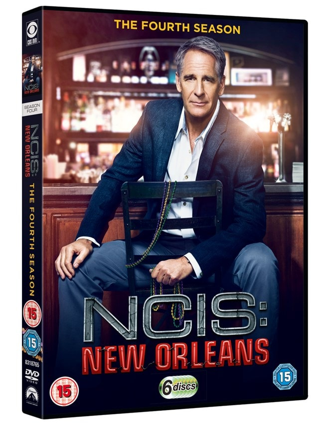 NCIS New Orleans: The Fourth Season - 2