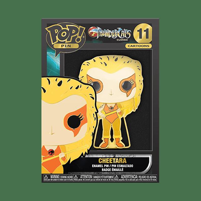 Cheetara: Thundercats Funko Pop Pin - 2