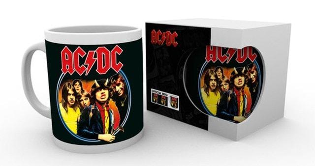 AC/DC Band Mug - 1