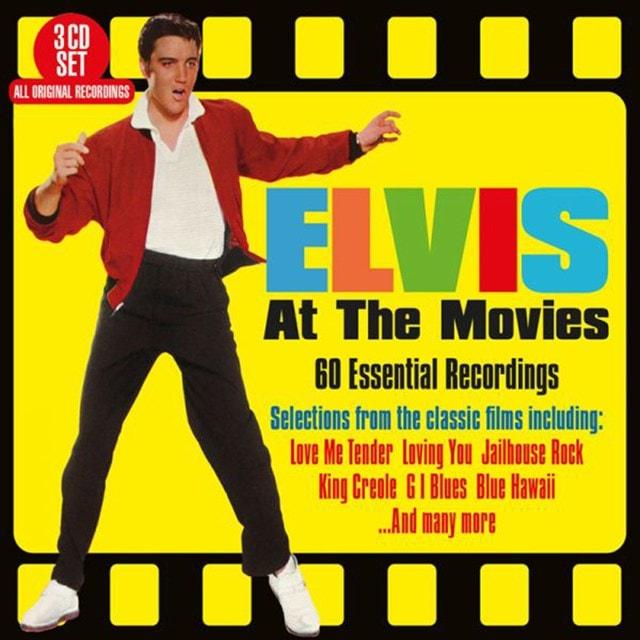 Elvis at the Movies: 60 Essential Recordings - 1