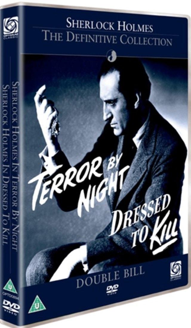 Sherlock Holmes: Dressed to Kill/Terror By Night - 1