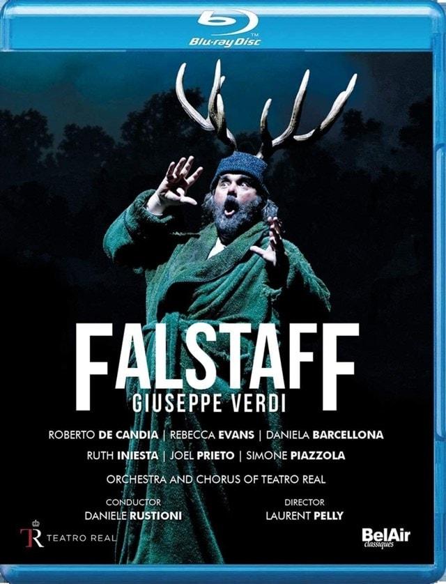 Falstaff: Teatro Real (Rustioni) - 1