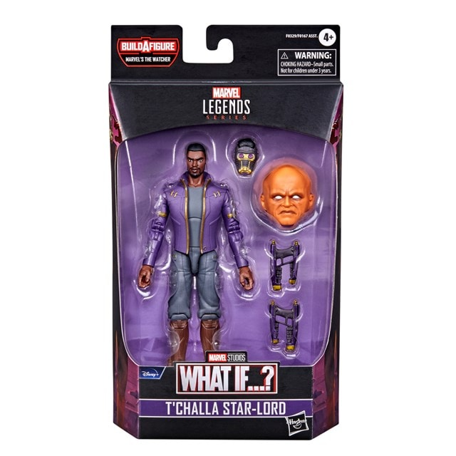 T'Challa Star-Lord: Hasbro Marvel Legends Series Action Figure - 7