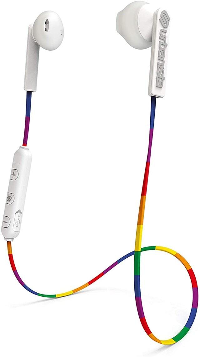 Urbanista Berlin Rainbow Bluetooth Earphones - 1