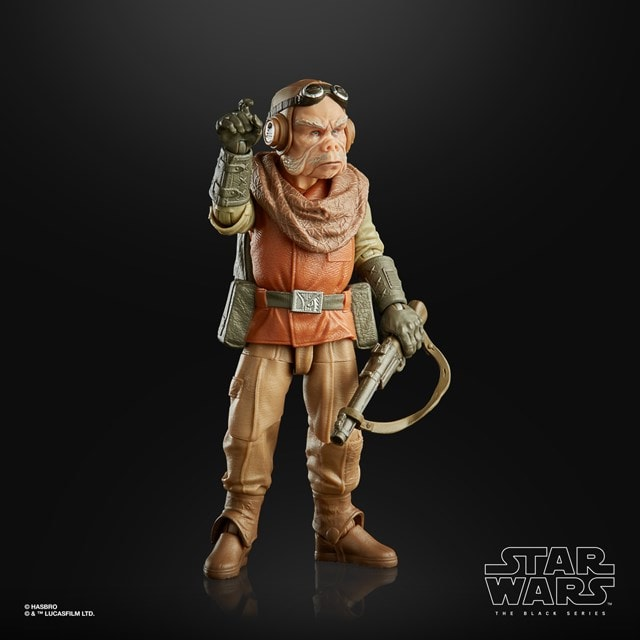 Kuill: The Mandalorian: The Black Series: Star Wars Action Figure - 3