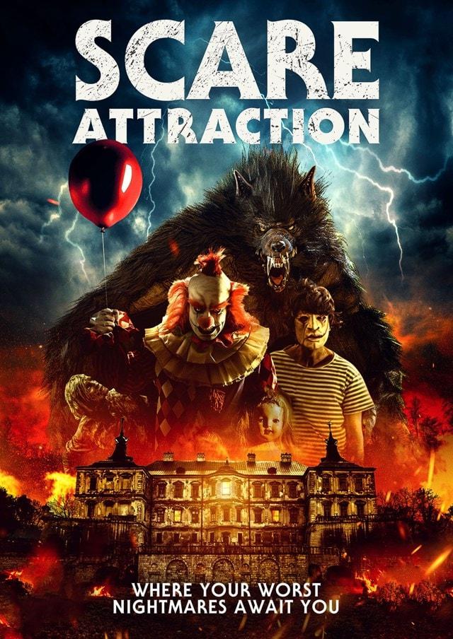 Scare Attraction - 1