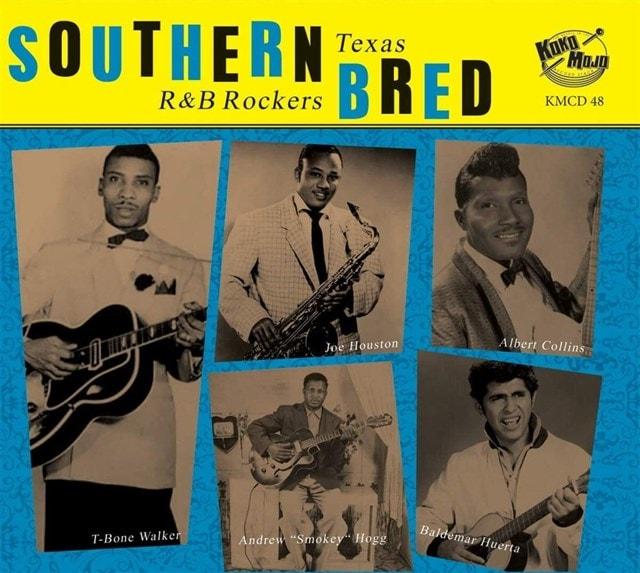 Southern Bred: Texas R&B Rockers - Volume 10 - 1